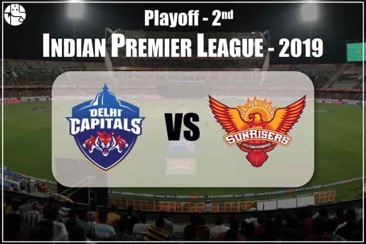 DC vs SRH IPL 58th Match Prediction