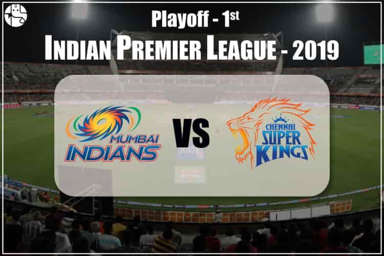 MI vs CSK IPL 57th Match Prediction