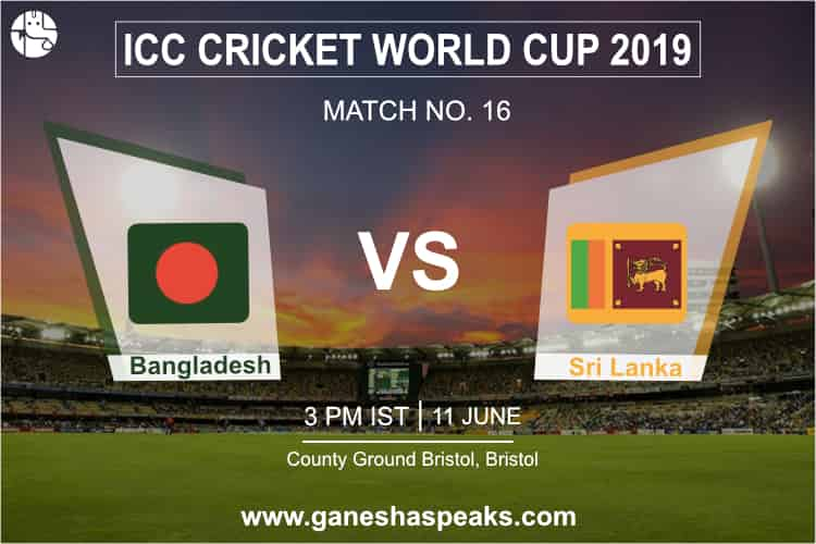 Bangladesh vs Sri Lanka Match Prediction