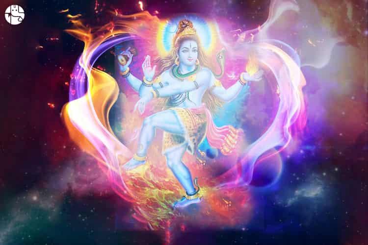 the cosmic dance of shiva