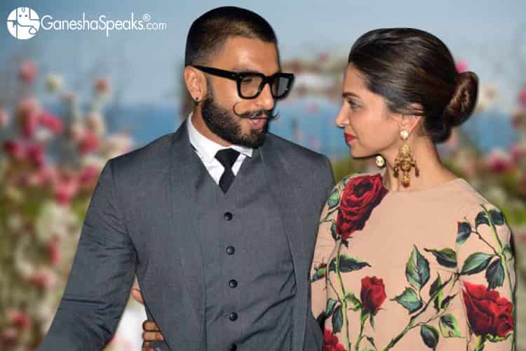 Deepika Ranveer Marriage Prediction