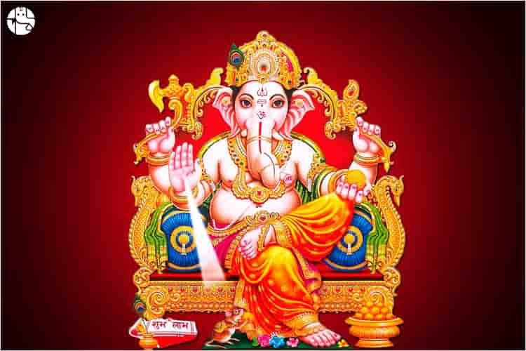 lord ganesha story