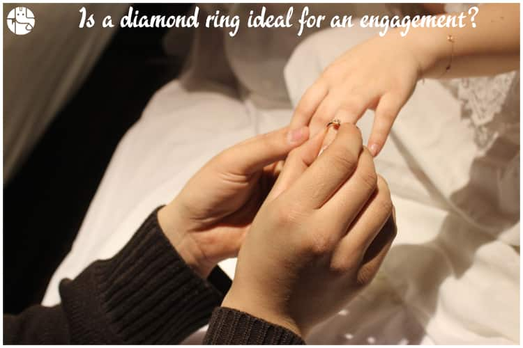 engagement ring, diamond ring astrology