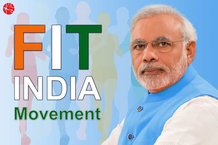fit India Movement Launch Live