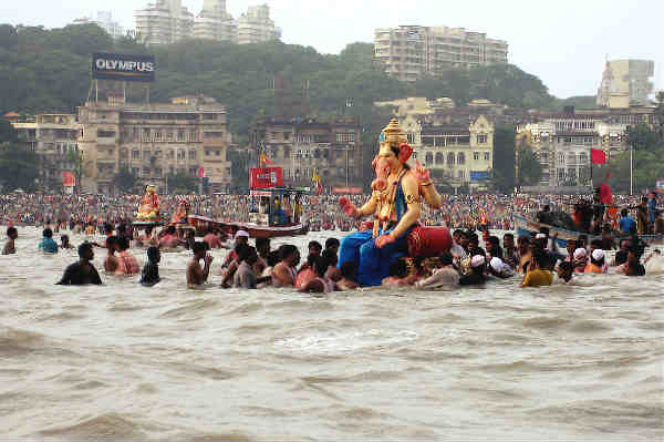 About Ganesh Visarjan Festival