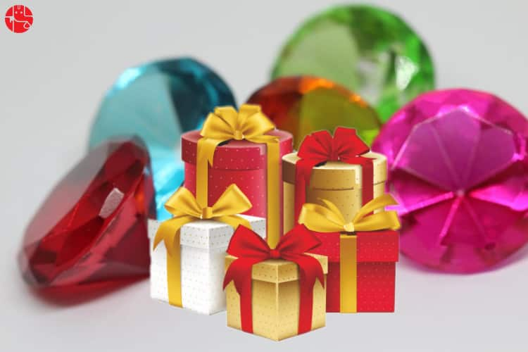 Gifts and Gemstones
