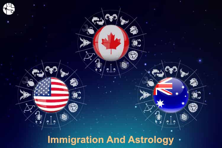 Planetary Combination For Foreign Settlement or Immigration