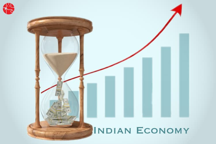 indian economy present and future