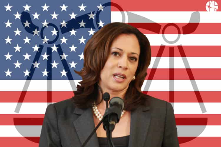 Kamala Harris' for the 2020 U.S. Presidential Elections