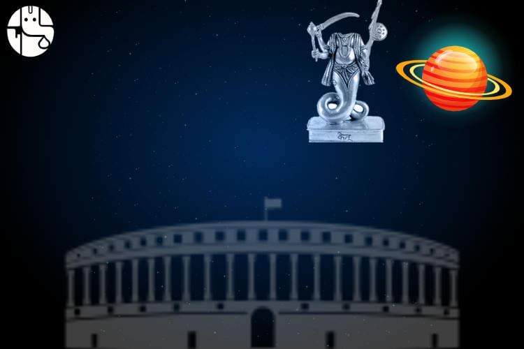 Saturn-Rahu Conjunction Influence On 2019 General Election
