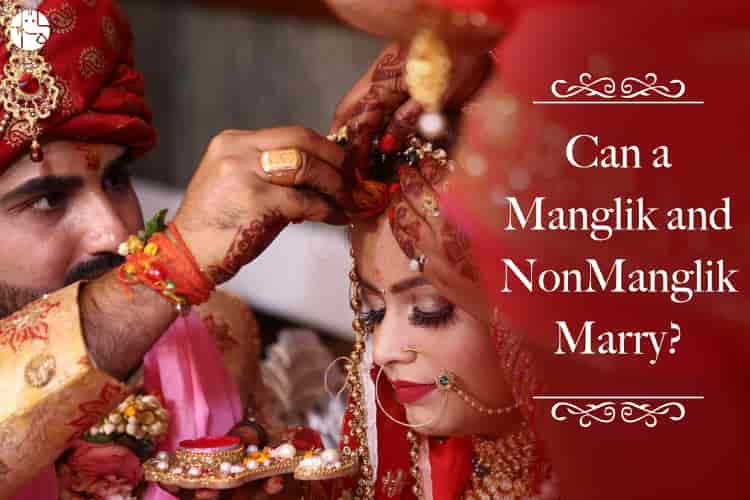manglik and non manglik couples, manglik non manglik marriage solution
