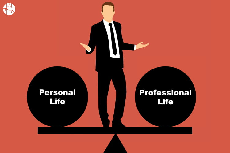 perfect balance Balance between personal and professional life