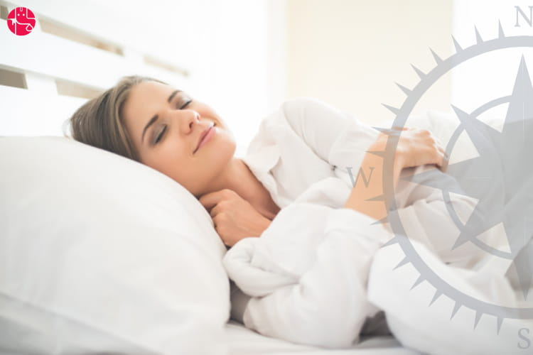 vastu tips for sleeping direction