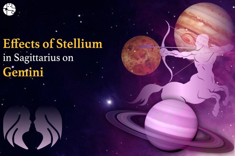 sagittarius stellium effect on gemini