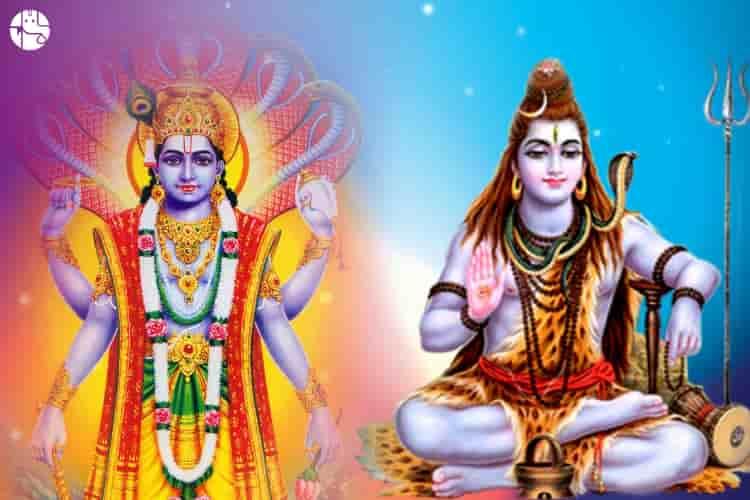 Vaishnavism Shaivism Comparison