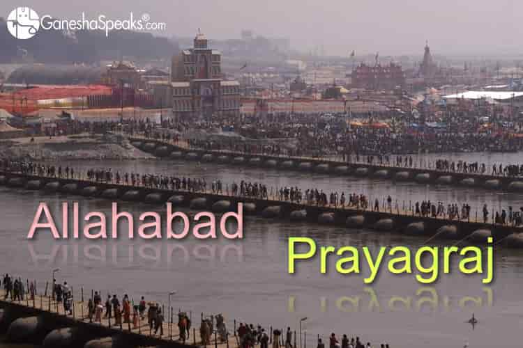 Allahabad Being Renamed Prayagraj Prediction