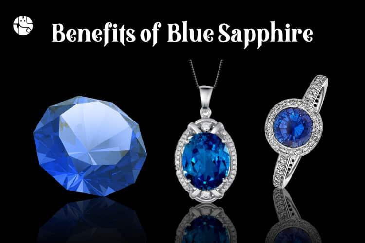 blue sapphire benefits