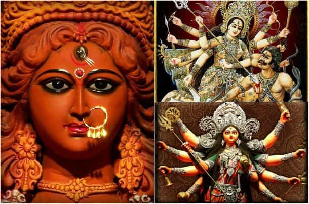 Why do we worship Hindu Goddess during Navaratri?
