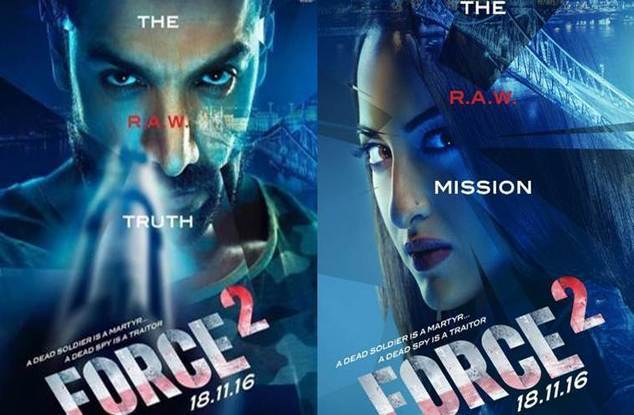 Force 2 Movie Prediction