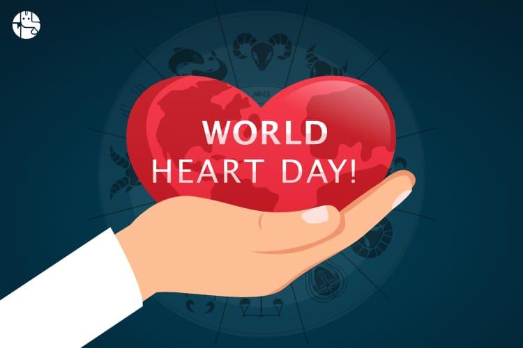 World Heart Day 2019: Heart Astrology
