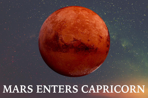 Mars Enters Exaltation Sign Capricorn Likely Effects Predictions