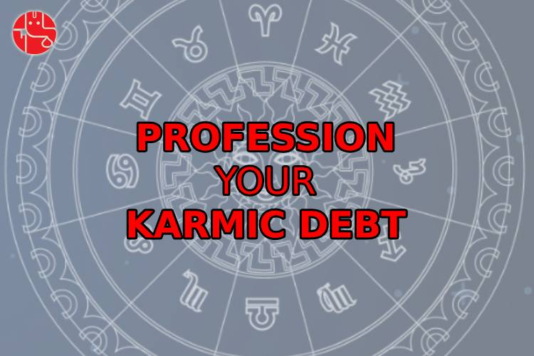 Profession Our Karmic Debt