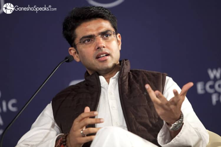 Sachin Pilot Prediction