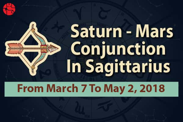 Saturn-Mars Conjunction 2018: Effects On Your Gains And Losses