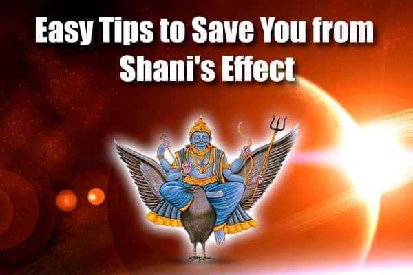 Saturn Sade Sati Remedies –Reduce Shani Dev's Negative