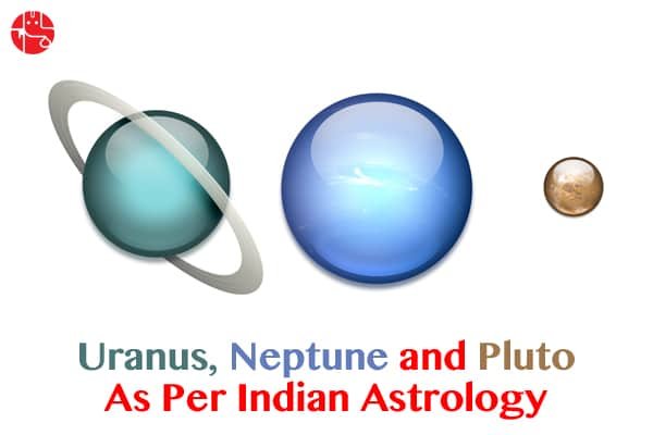 How Does Vedic Astrology View Uranus, Neptune And Pluto Planets