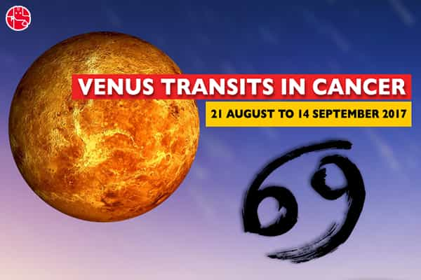 Venus In Cancer Transit 2017: Know How Will It Impact Your Life