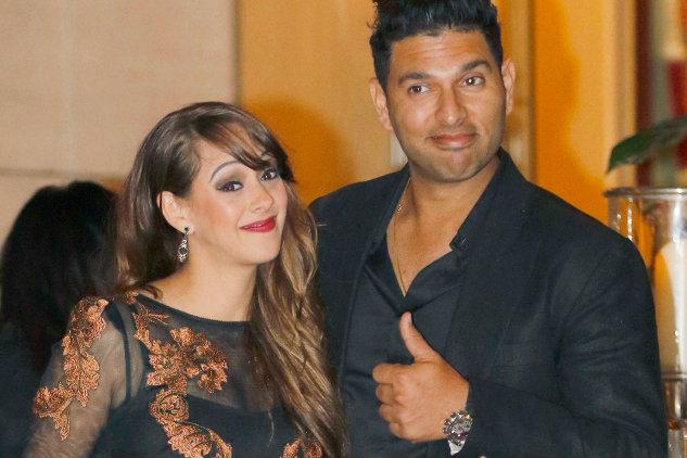 Yuvraj Singh Hazel Keech Post Wedding Predictions 2016-17