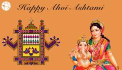 Ahoi Ashtami vrat vidhi, muhurat and story