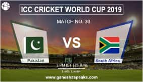 Pakistan vs South Africa Match Prediction: Who...