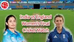 Astrological Prediction For India Vs England...