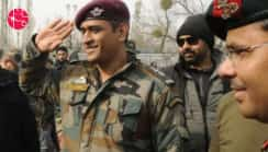 MS Dhoni Indian Army Inning Astrological...