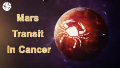 Mars Transit 2019: Mars In Cancer - Effects On...