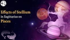 Effects of 2019 Stellium in Sagittarius on Pisces...