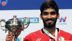 Kidambi Srikanth To Shine With Added Lustre In...