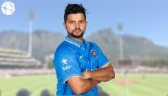 Cricket is on his mind – Suresh Raina's...