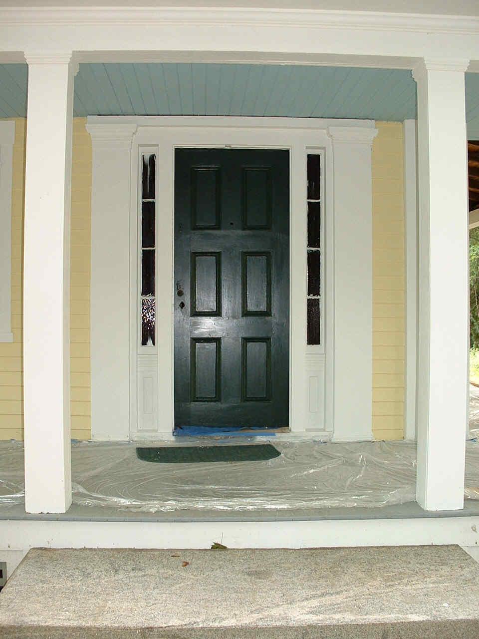 Feng Shui Front Door Interior