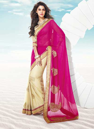Aries - Wedding Saree