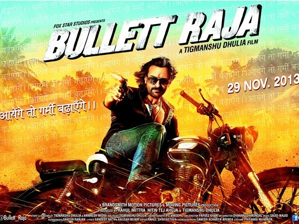 Bullett Raja box office forecast