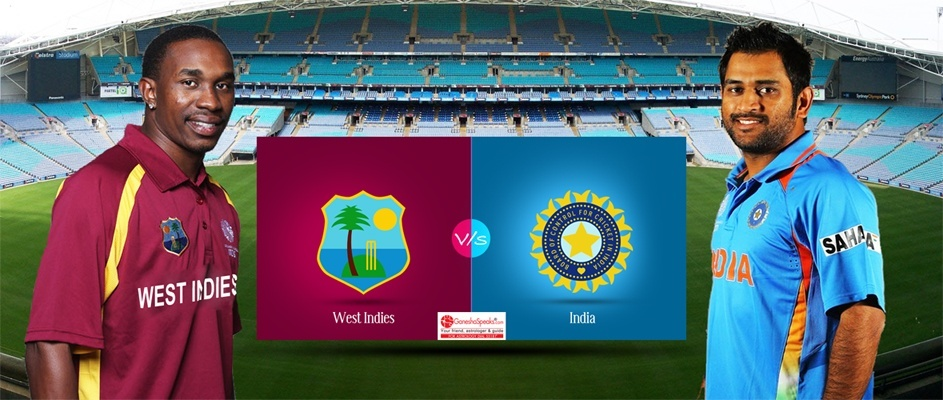 India V West Indies, GaneshaSpeaks.com