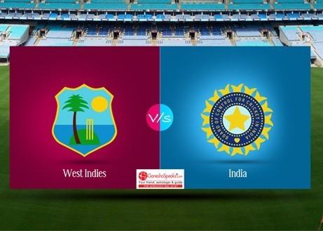 India V West Indies, GaneshaSpeaks.com