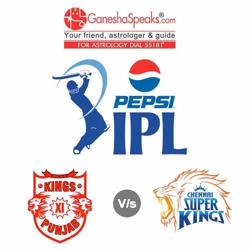 Kings XI Punjab VS CSK