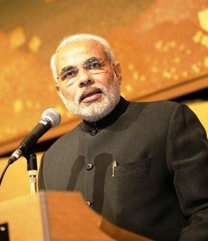 Narendra Modi, GaneshaSpeaks.com