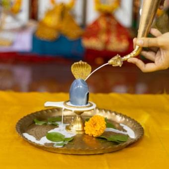Significance of Rudrabhishek on Shivaratri