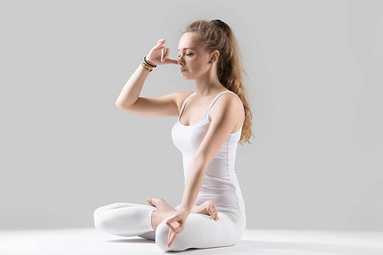 10 minute meditation Breathing