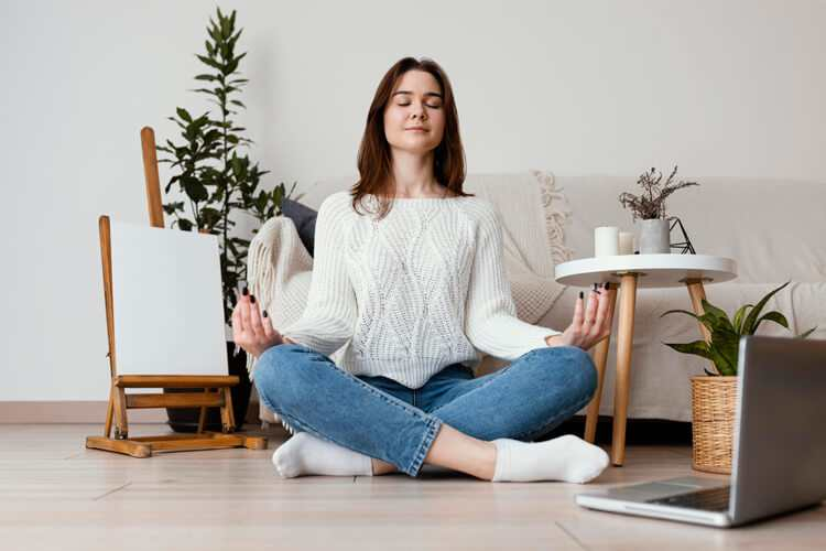 Anxiety Meditation Technique